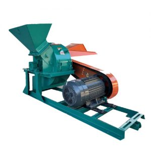 Video Wood Sawdust Crusher MN-420
