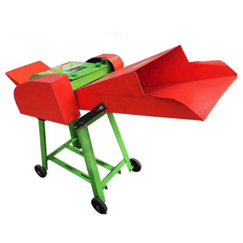 Video Diesel chaff cutter