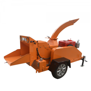 Video Wood Chipper MN-6130