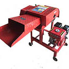 Video Gasoline Chaff Cutter